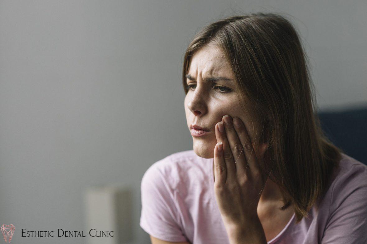 nadwrazliwość zębów na ciepło i zimno - Dentysta Toruń