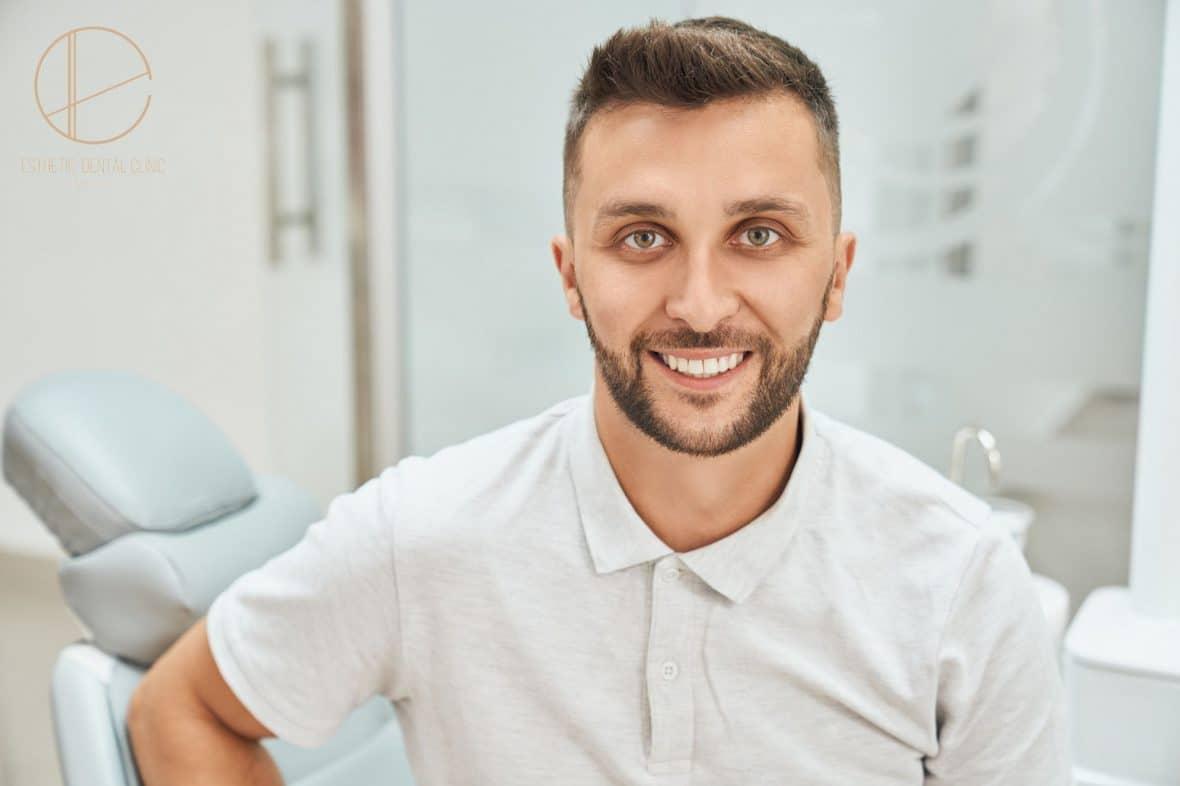 zabieg wszczepienia implantów zębowych w jeden dzień w gabinecie stomatologicznym - Dentysta Toruń