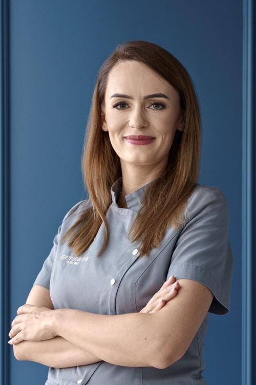 Monika Tomaszewska chirurg stomatolog Toruń